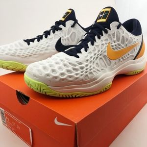 Nike   Men's Air Zoom Cage 3 HC Tennis Shoes